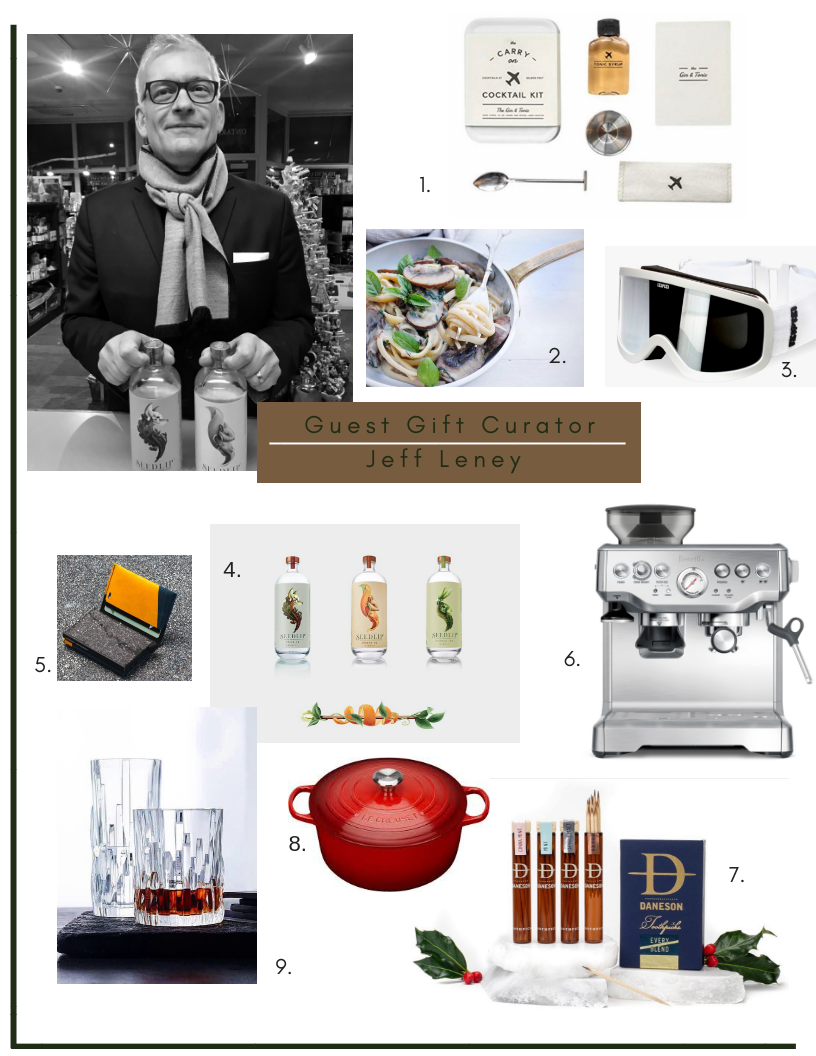 Jeff Linley Gift Guide