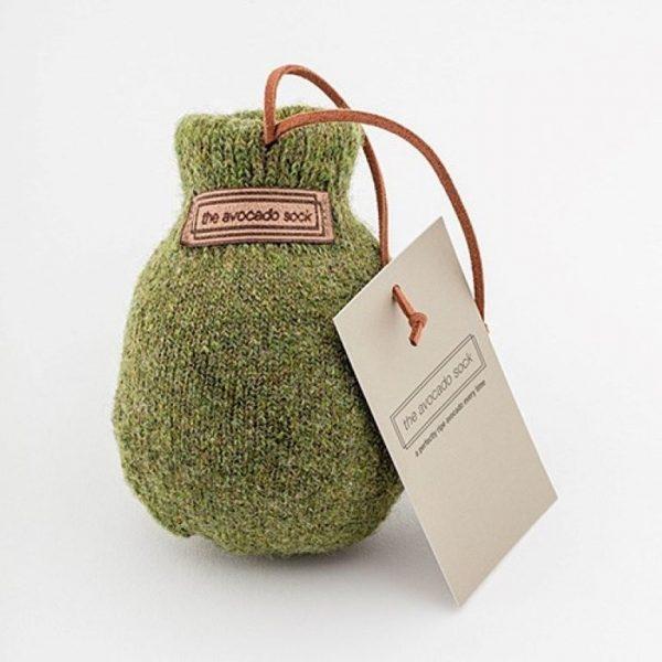 Avocado Sock Olive
