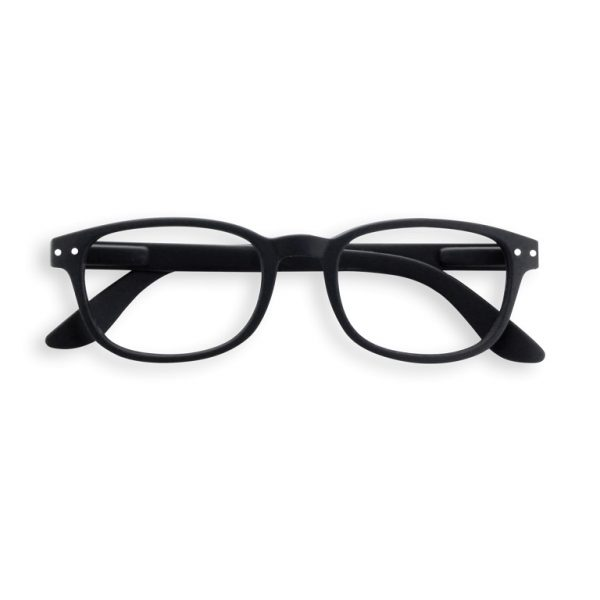 B Reading Glasses Black