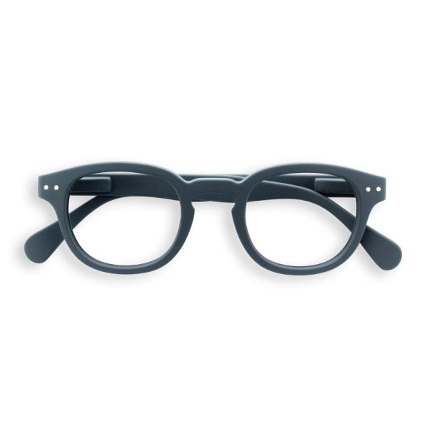 C Reading Glasses Grey