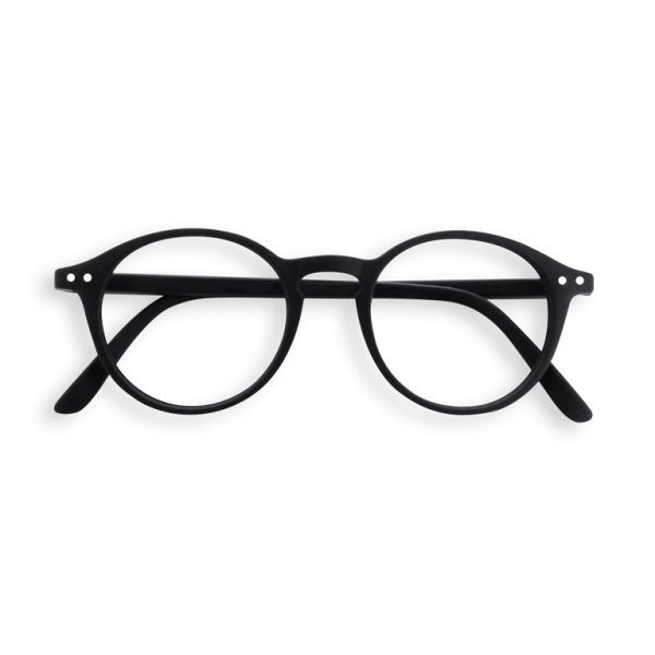 D Black Reading Glasses