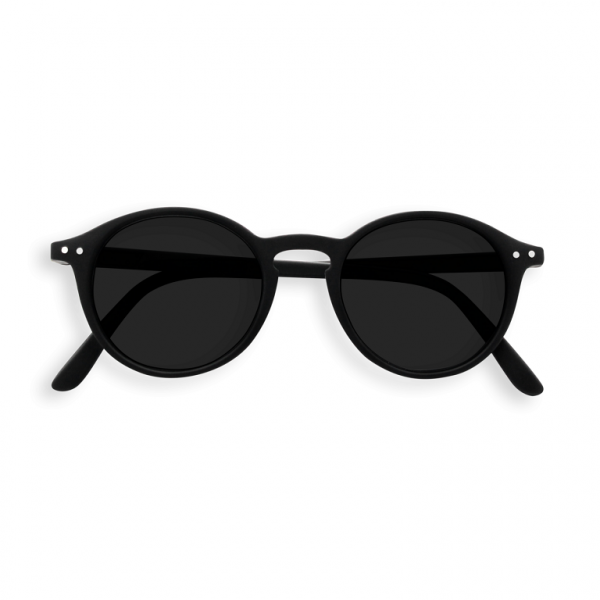 D Sun Black Sunglasses