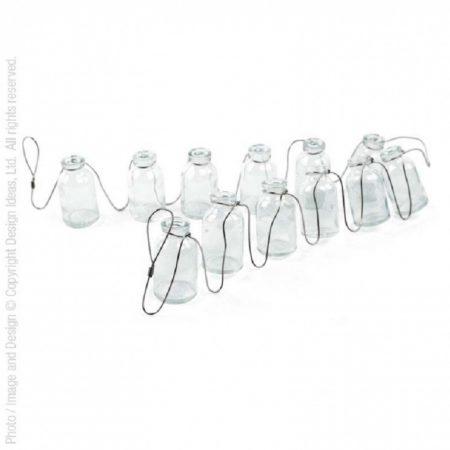 Design Ideas Bottle Garland