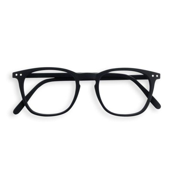 E Black Reading Glasses