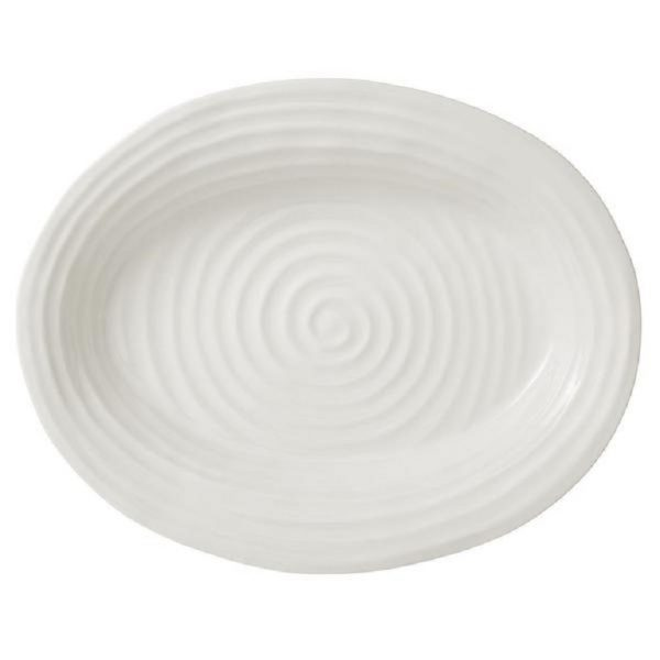 Sophie Conran Medium Oval Platter White