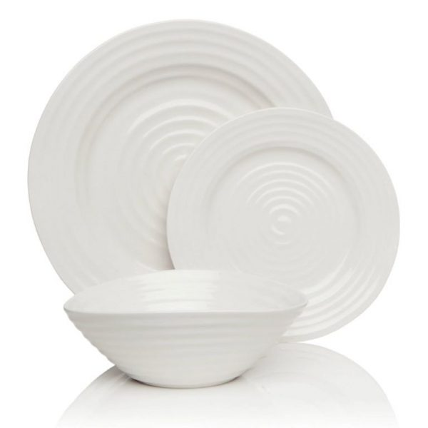 Sophie Conran Dinnerware Set White