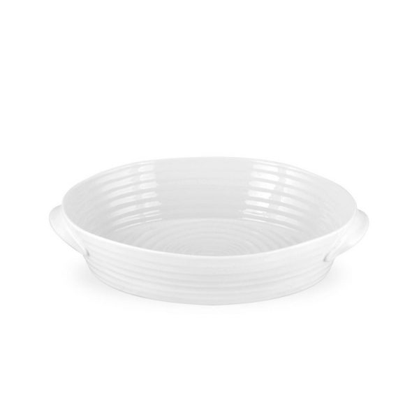 Sophie Conran Roasting Dish with Handles White