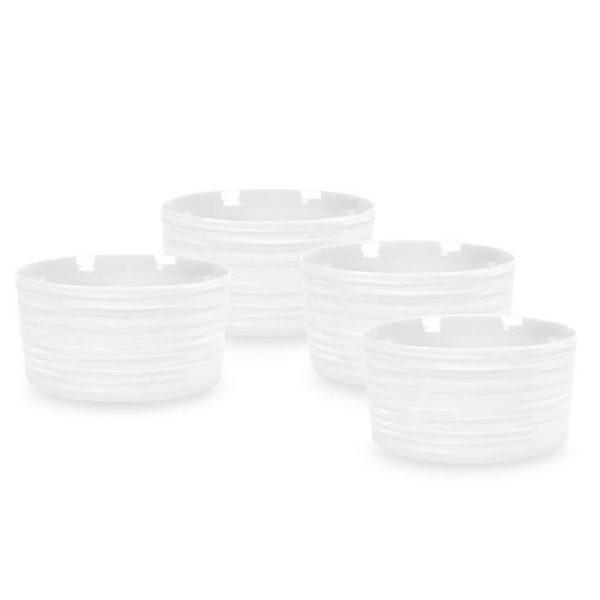 Sophie Conran Ramekins Set of 4 White