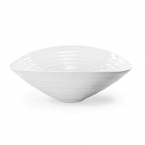 Sophie Conran Salad Bowl White