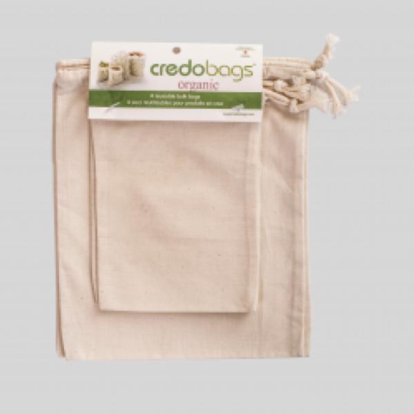 Credo Bulk Bags - Set of 4