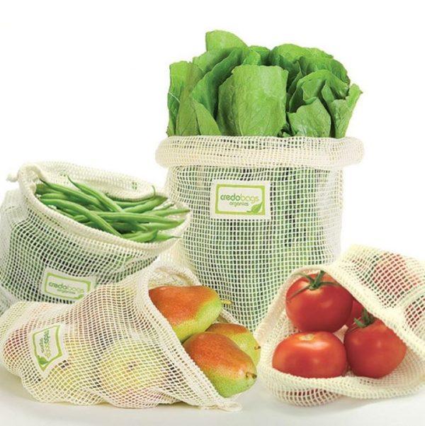 Credo Produce Bags - Mesh