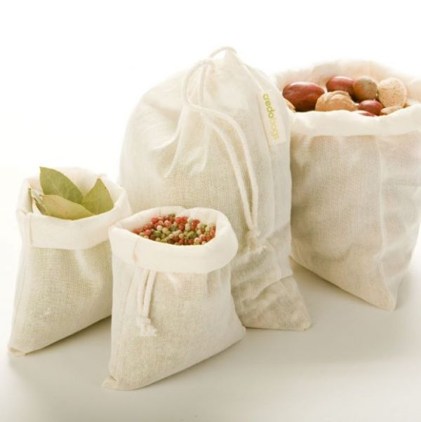 Credo Product Bags - Set of 3