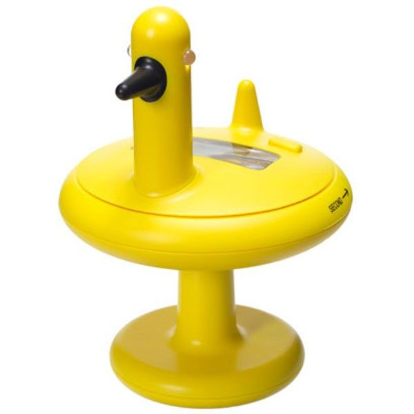 Alessi Duck Timer Yellow
